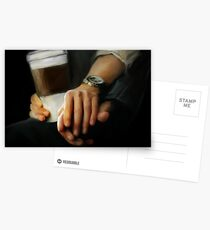 coffee and comfort Postcards