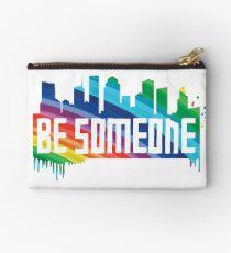 Be Someone - Rainbow Studio Pouch