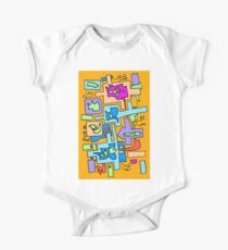 Hip to be square Kids Clothes