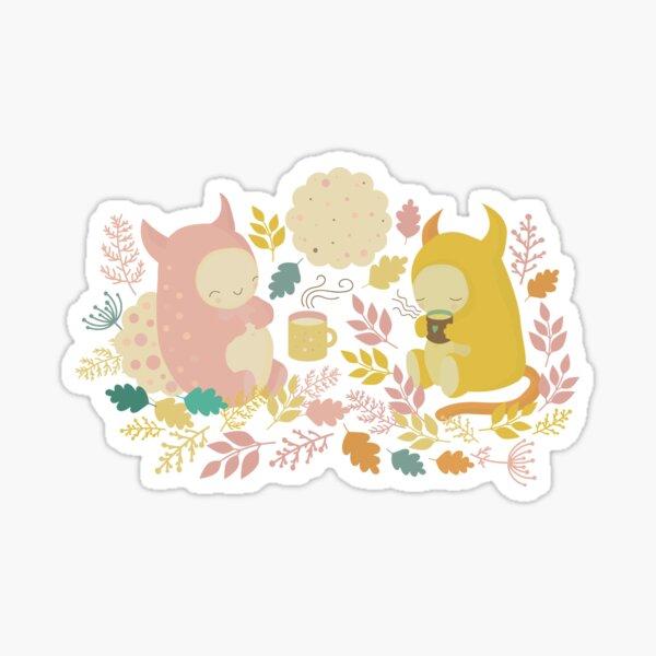 Fairytale Pattern2 Sticker