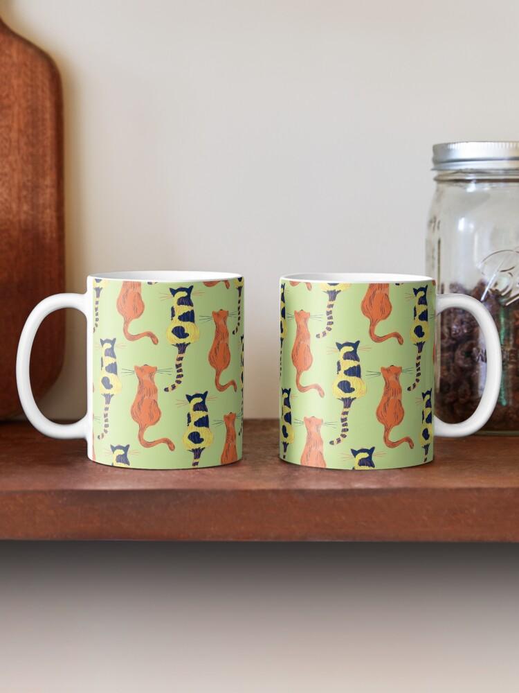 Alternate view of Cats Mug