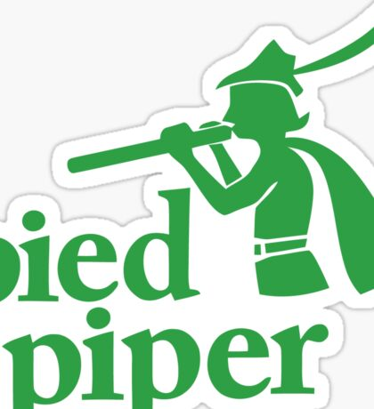 Pied Piper Sticker