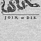 Kentucky Join Or Die by D & M MORGAN