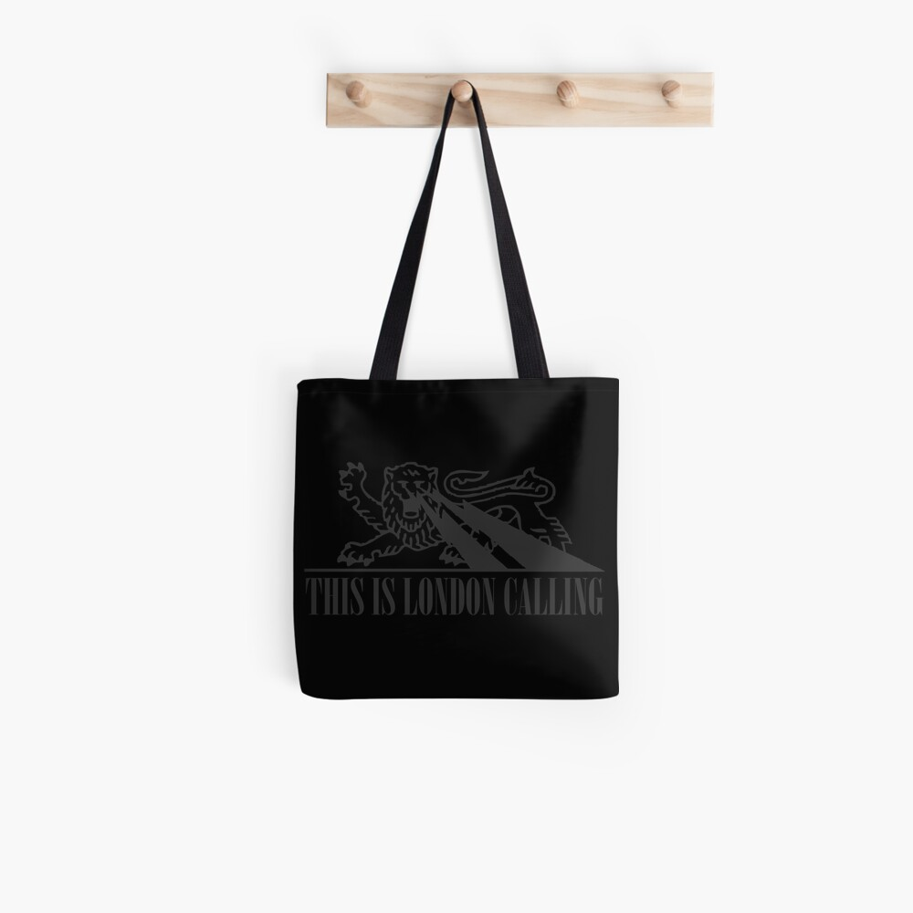 This is London Calling Tote Bag