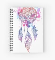 let's dream Spiral Notebook