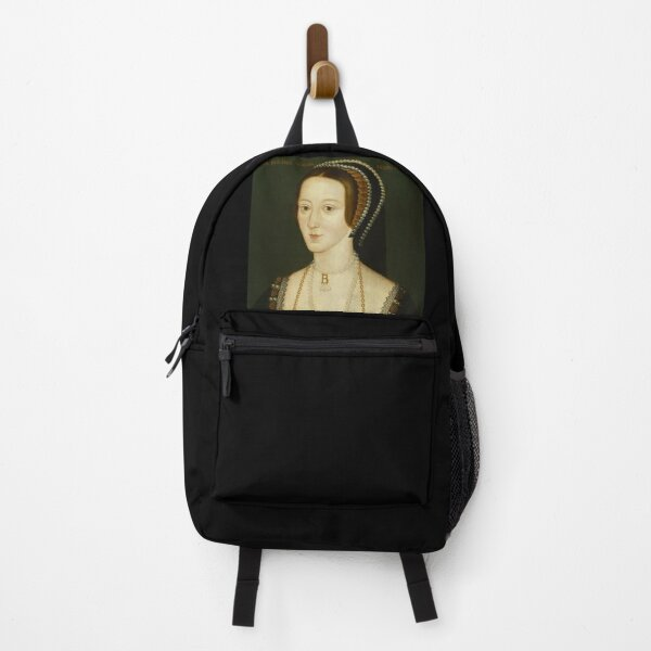 Wives of King Henry VIII. Anne Boleyn. Backpack