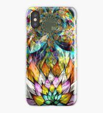 Flower Fractal Life iPhone Case/Skin