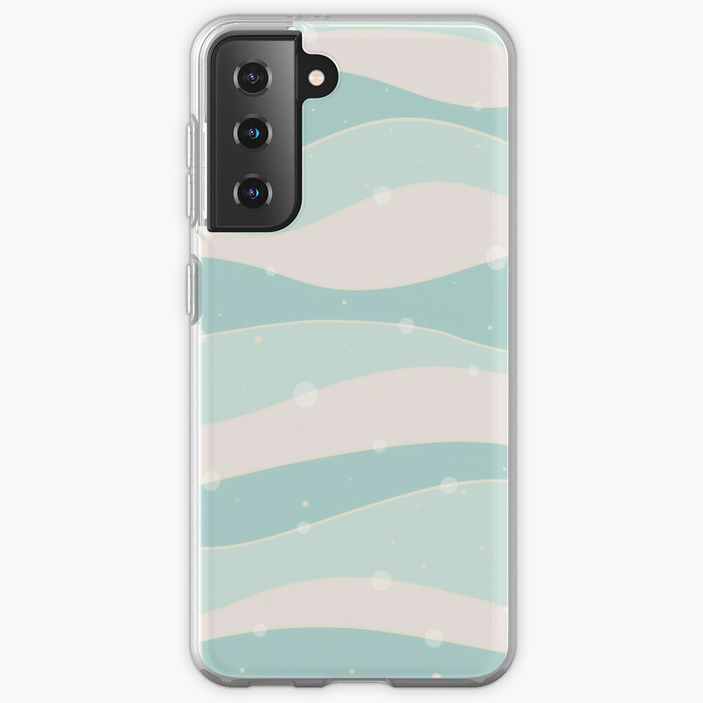 Cool waves Case & Skin for Samsung Galaxy
