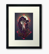 Berserk Framed Print