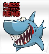 Guess who found Nemo Poster