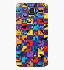 Pop Art Hounds Case/Skin for Samsung Galaxy