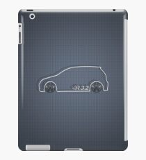 R32 MkV iPad Case/Skin