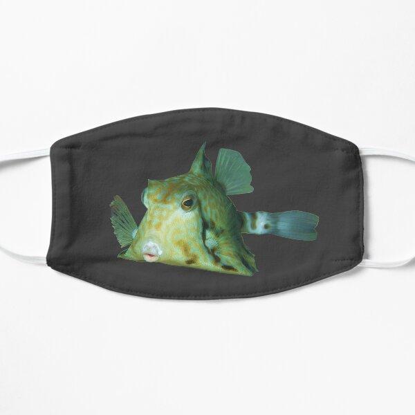 Kofferfisch | Niedlicher Fisch zum Knutschen |  Flache Maske