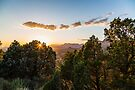 Sunset over West Sedona by eegibson