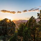 Sunset over West Sedona by eegibson
