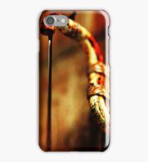 Rusty tap iPhone Case/Skin