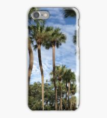 Palm Tree Peace iPhone Case/Skin