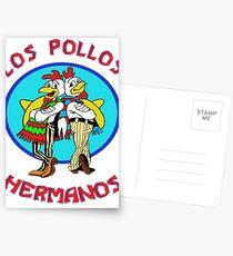 Los Pollos Hermanos Postcards