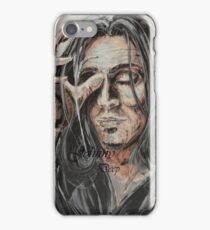 johnny deep iPhone Case/Skin