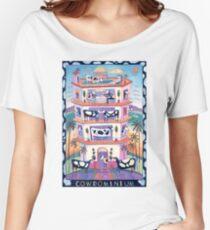 CowDominium Women's Relaxed Fit T-Shirt