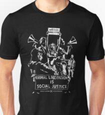 Liberation (white) T-Shirt