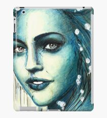 bluegirl iPad Case/Skin