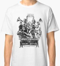 Liberation (black) Classic T-Shirt