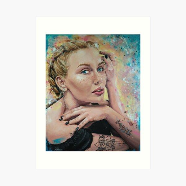 Mona Impression artistique