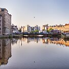 Water of Leith Basin by Kasia-D