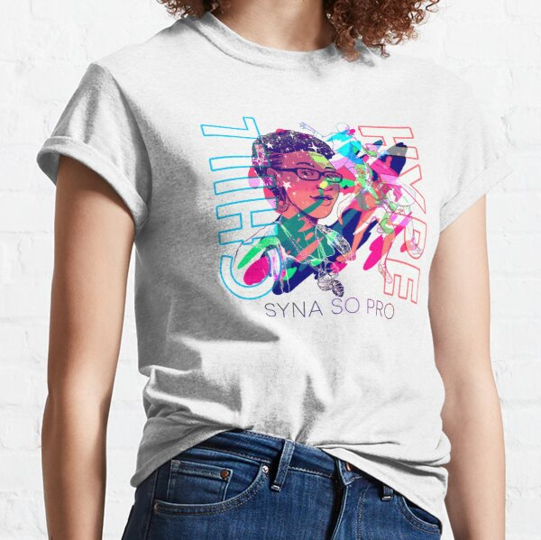 CHILL/HYPE - Syna So Pro Classic T-Shirt