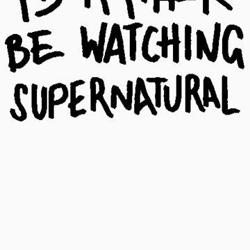 Supernatural by ShireLocked