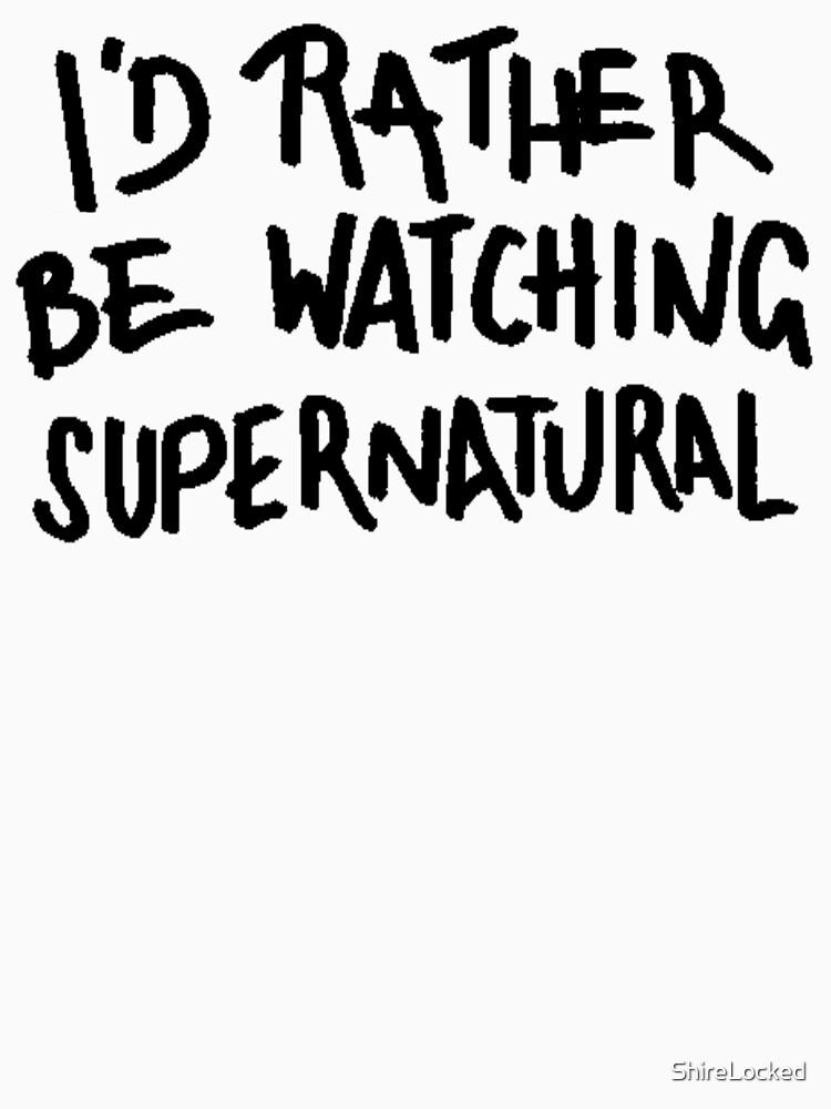 Supernatural | Unisex T-Shirt