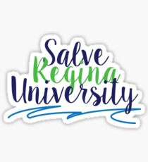 Salve Regina University Sticker