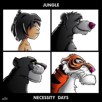 Jungle Days by SEspider