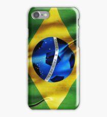 Brazil fifa football world cup 2014 iPhone Case/Skin