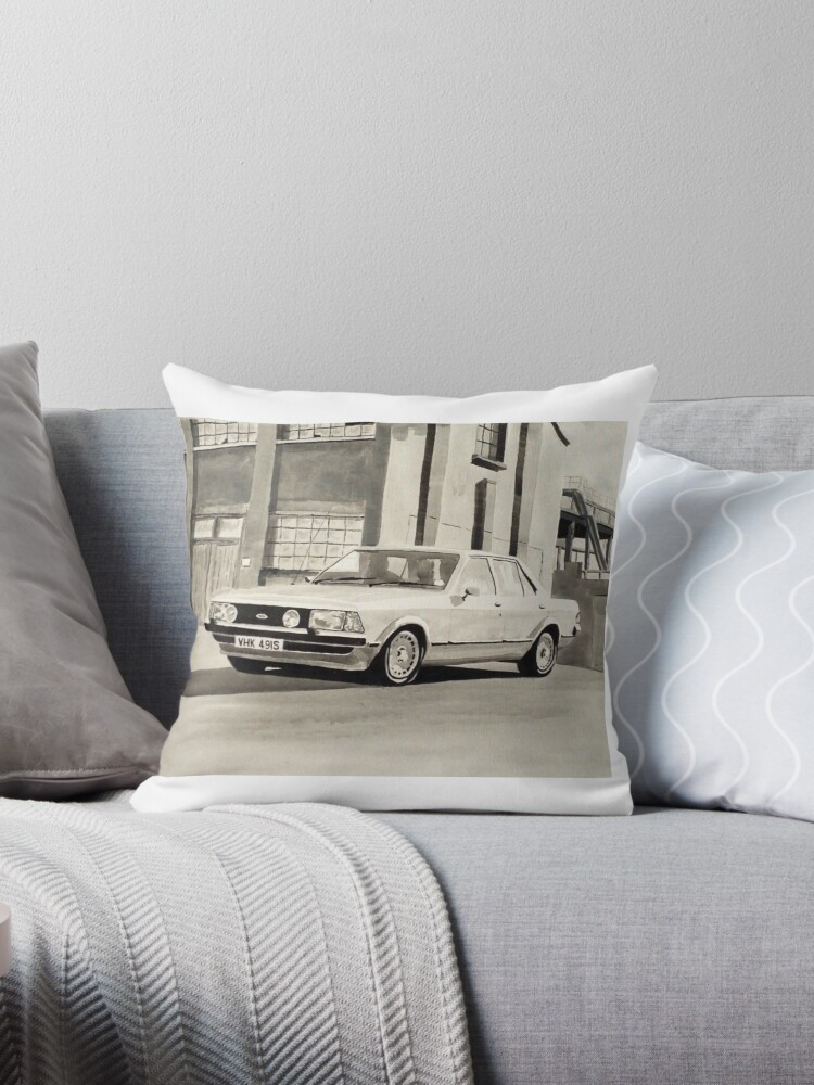'The Sweeney' Mk.2 Ford Granada 2.8iS by sidfox