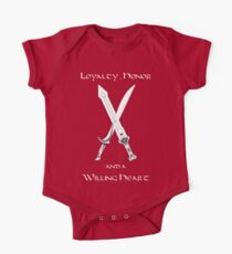 Thorin Oakenshield : Loyalty  -white- Kids Clothes