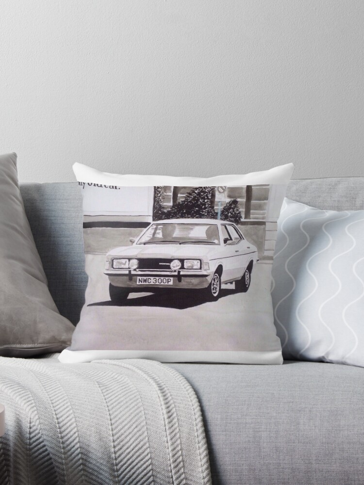 'The Sweeney' Ford Cortina Mk.3 2000GL by sidfox