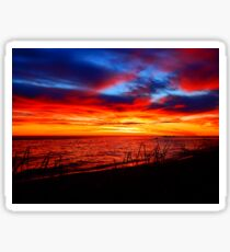 Red Sea at Dawn Sticker