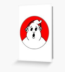 Ghostbusters Minute Podcast Greeting Card