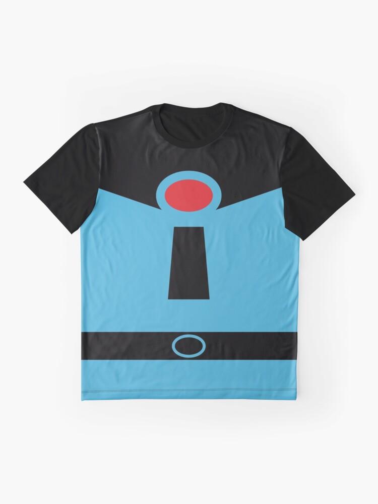 Alternative Ansicht von Goldenes Ich Grafik T-Shirt
