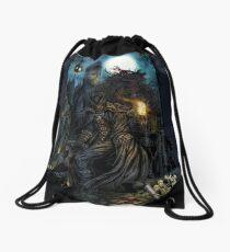 Bloodborne - The Hunt Drawstring Bag