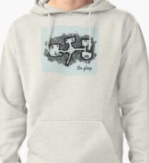 GO PLAY already Pullover Hoodie
