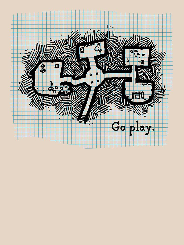GO PLAY already by vsca