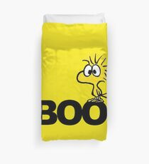 Snoopy Woodstock Boo Duvet Cover