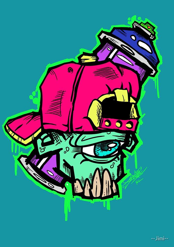 Hatclops by --Jimi--