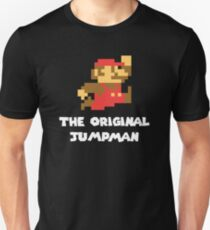 Super Mario - The Original Jumpman T-Shirt
