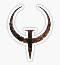 Quake Sticker