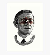 Martin Freeman - Fargo Art Print