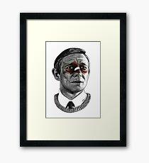 Martin Freeman - Fargo Framed Print